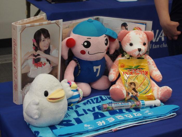 NANA MIZUKI LIVE ISLAND 2018大阪城ホールファンクラブカウンター