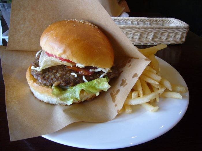 ノラのハンバーガー