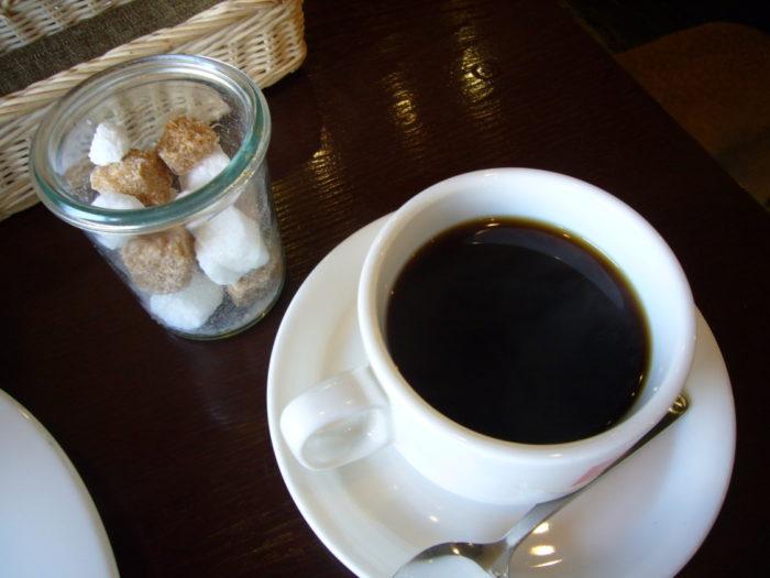 ノラのホットコーヒー