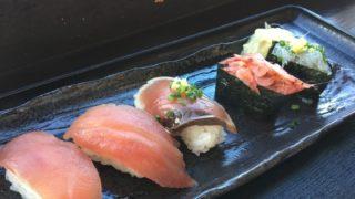 富士川楽座の大漁握り
