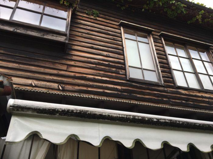 喫茶ミンカの建物外観