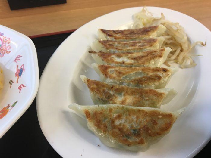 浜名湖サービスエリアの浜松餃子