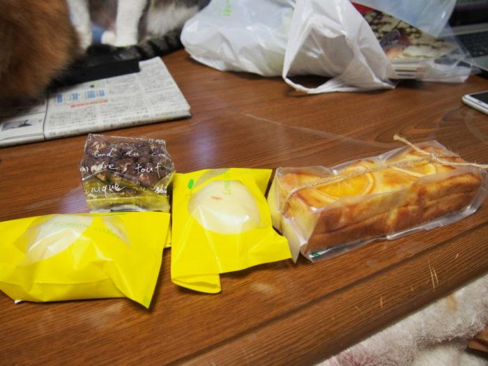 モンベルフレンドフェア 洋菓子