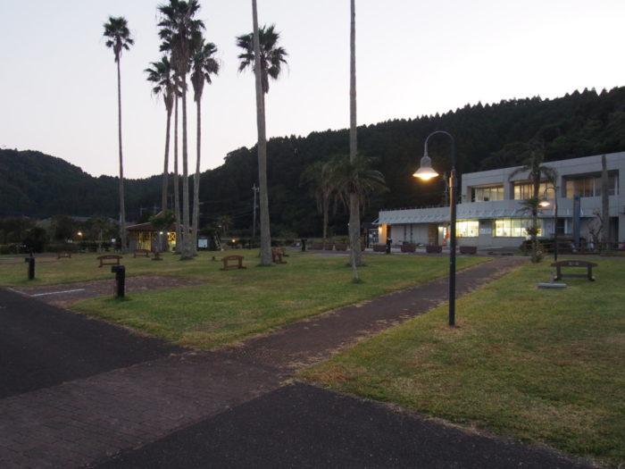 20181107宮崎白浜オートキャンプ場1日目 キャンプ場