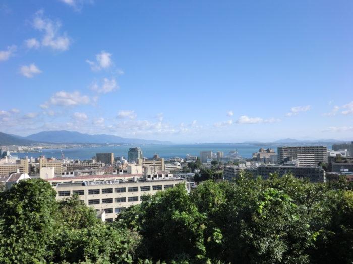20110923大津サービスエリアからの琵琶湖
