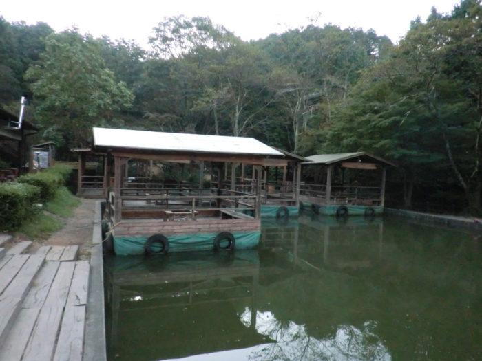 20110923アウトドアベース犬山キャンプ場 水上BBQ