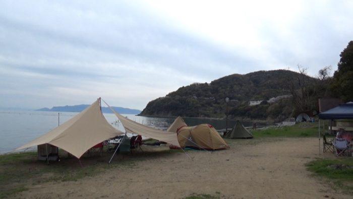 丸山県民サンビーチ砂サイト