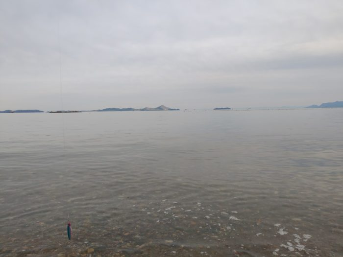 丸山県民サンビーチ砂浜