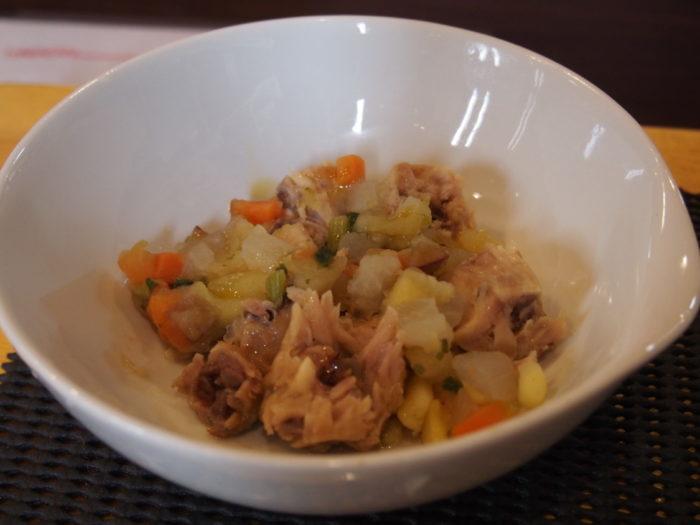 リンク&リリー 犬用の野菜煮込み