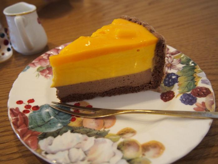 二三味珈琲cafe 日替わりケーキ