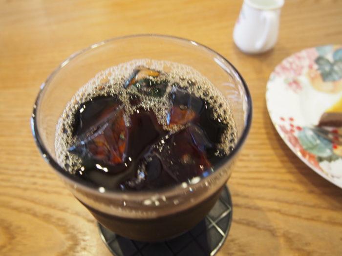 二三味珈琲cafe アイスコーヒー