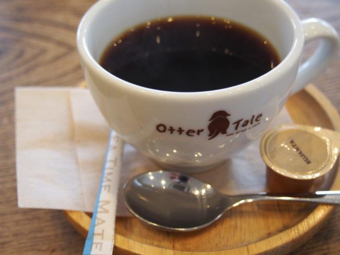 オッターテイル ホットコーヒー