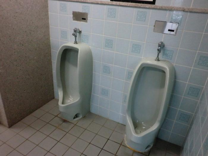 南淡路シーサイドキャンプ場 男子トイレ