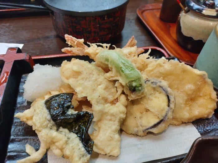 蕎麦・饂飩 日光 天ぷら