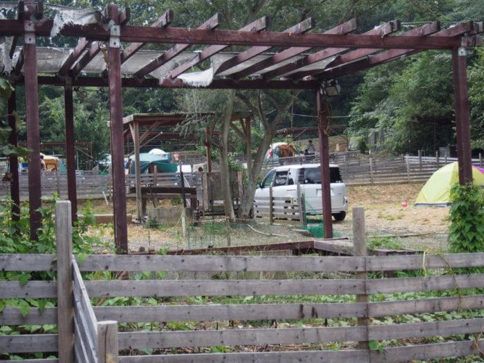 犬山キャンプ場 オートキャンプの混雑