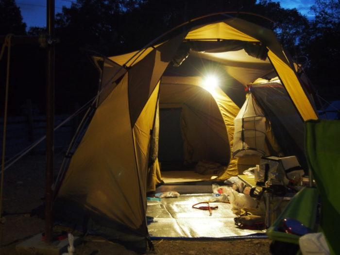 犬山キャンプ場 アルマディ4