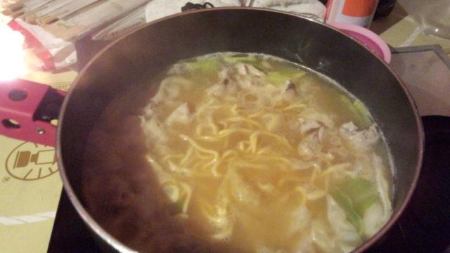 20130113じゃのひれ 煮込みラーメン