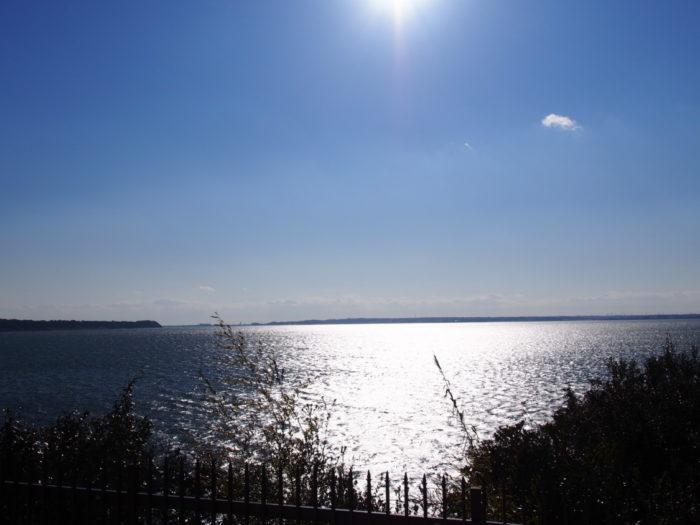 浜名湖SAの景色