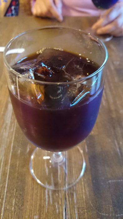 2014-10-24 ラルーチェ アイスコーヒー
