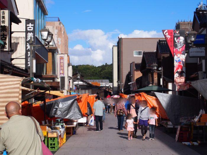 2014-09-13 輪島朝市 永井豪記念館