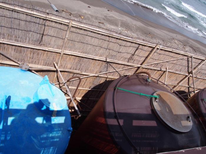 2014-09-13 塩の駅 海水貯蔵タンク