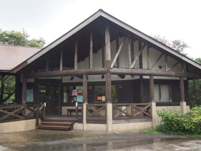 2014-09-13鉢ヶ崎オートキャンプ場 受付棟
