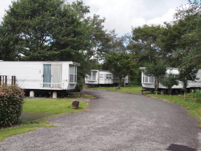 2014-09-13鉢ヶ崎オートキャンプ場 トレーラーハウスエリア
