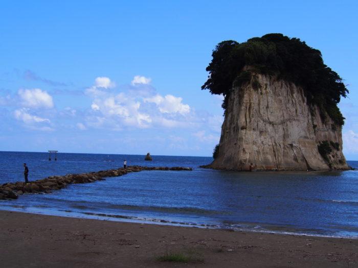 2014-09-14 見附島