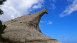 2014-09-14 恋路海岸 尖った岩