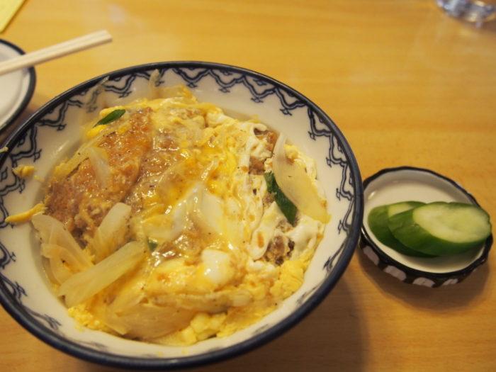 2014-09-14 ドライブイン狼煙 カツ丼