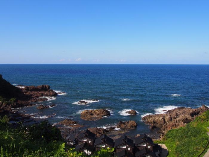 2014-09-14 珠洲岬 海の景色