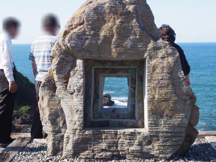 2014-09-14 珠洲岬 岩の額縁