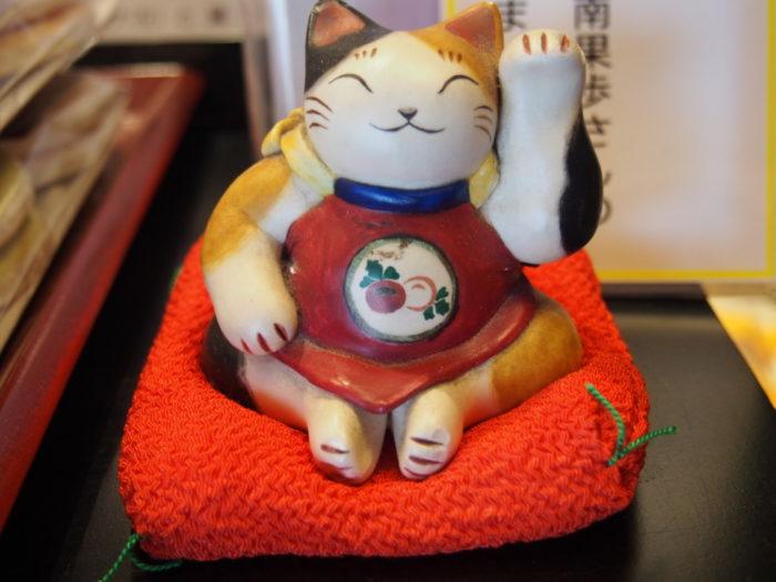 2014-09-15 高木屋 招き猫