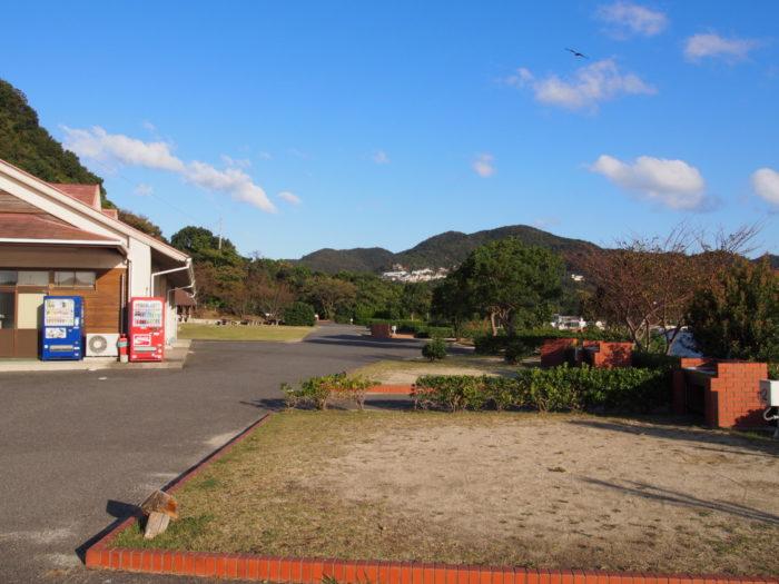 2014-10-23 南淡路シーサイドキャンプ場 2番サイト