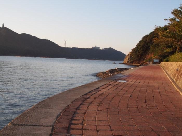 2014-10-24 南淡路シーサイドキャンプ場 福良湾