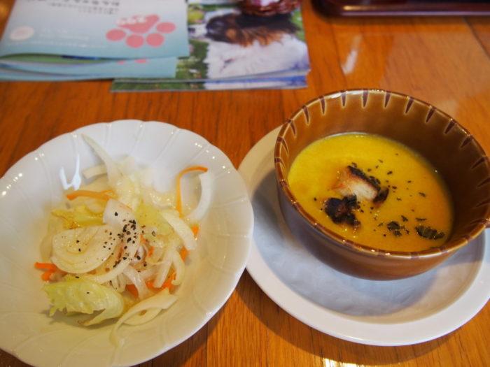 2014-10-24 スマート サラダとスープ