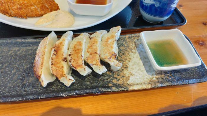 水門まつり 鯛餃子