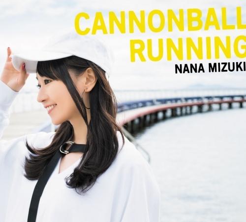 CANNONBALL RUNNING DVD付きジャケット