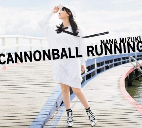 CANNONBALL RUNNINGブルーレイ付きジャケット