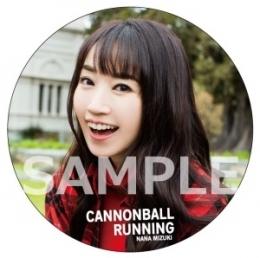 ゲーマーズ CANNONBALL RUNNING 缶バッジ