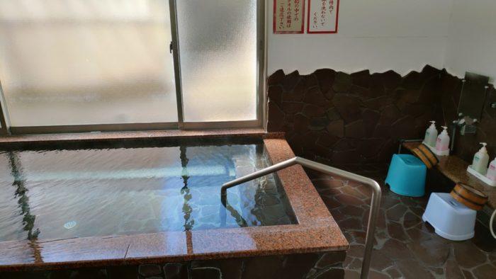 2019-11-13 四季の郷温泉浴槽