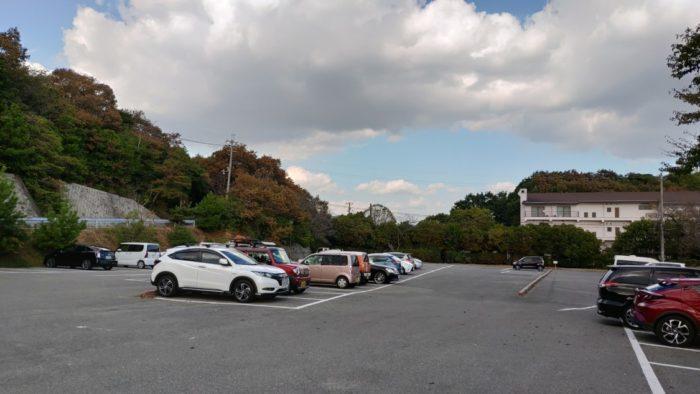 2020-10-23 丸山県民サンビーチ駐車場