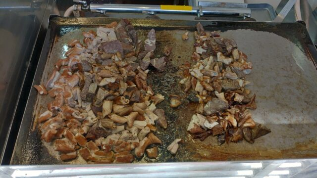 ツガミ食品 鉄板のホルモン焼き